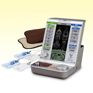 【ラッキーシール対応】【送料無料】【ラッピング】オムロン電気治療器 HV-F5200「こり」「痛み」の症状別電気治療と、「温熱治療」を1台で実現 低周波治療器