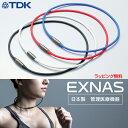 【お買い物マラソン最大777円OFFクーポン】TDK EXNAS エクナス D1(50cm/42cm)磁気ネックレス 軽量 家庭用永久磁石…