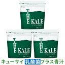 キューサイ青汁 乳酸菌プラス 420g/約30日分 ザ・ケール+乳酸菌 粉末タイプ 3袋まとめ買い