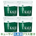 キューサイ青汁 乳酸菌プラス 420g/約30日分 (ザ・ケール+乳酸菌) 粉末タイプ 4袋まとめ買い