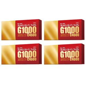 キューサイ グルコサミン コラーゲンプレミアム60包入 4箱まとめ買い