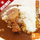 送料無料 九州のごちそう便特製 地鶏カレー200g×3パック お取り寄せ 常温保存 レトルト 博多 惣菜 レトルトカレー ス…