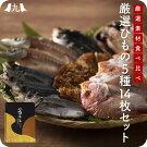【送料無料】九州の一夜干しセット