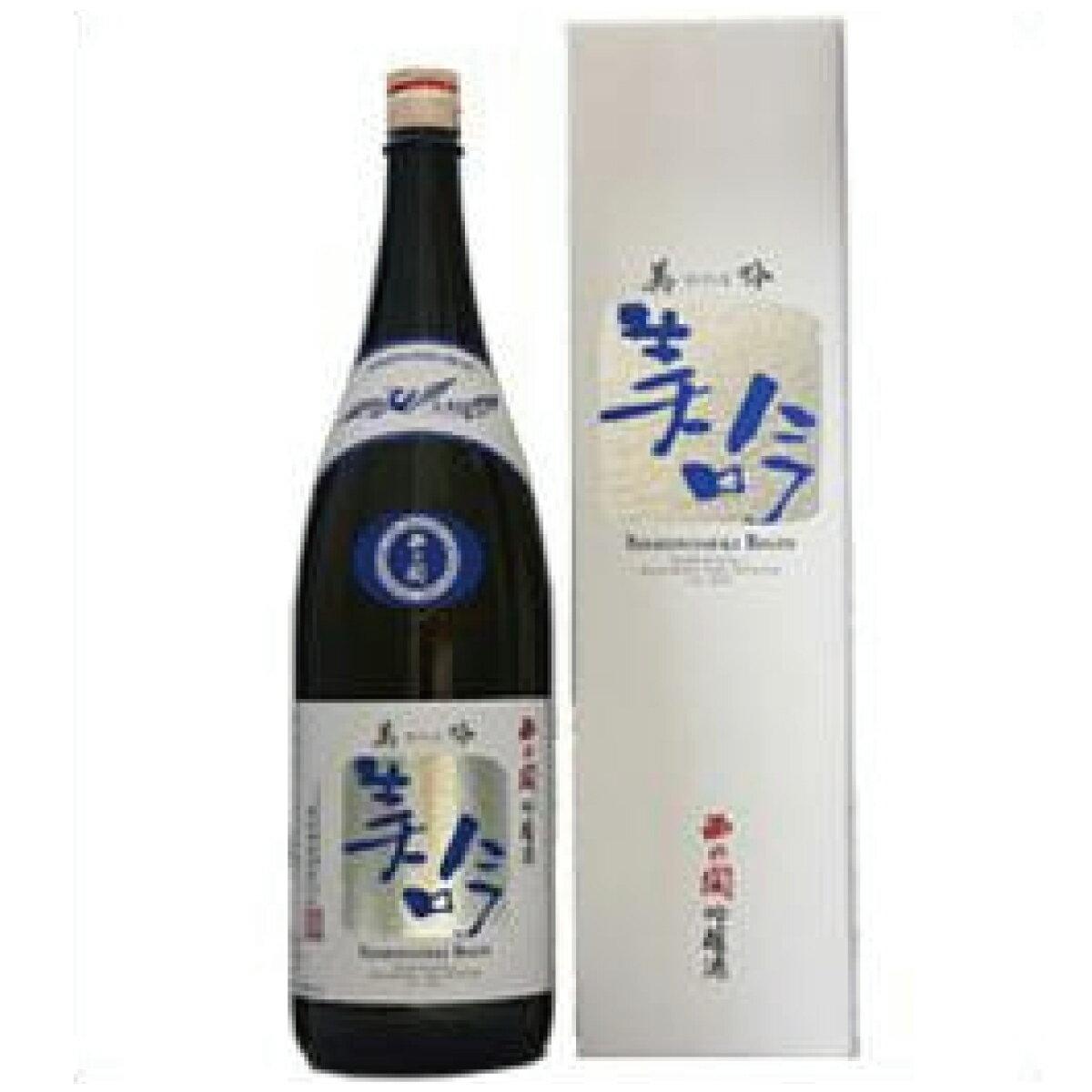 西の関 美吟 吟醸酒 16度以上17度未満 1800ml【びぎん】