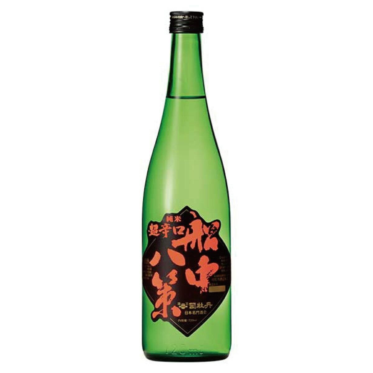 司牡丹 船中八策 720ml 司牡丹酒造
