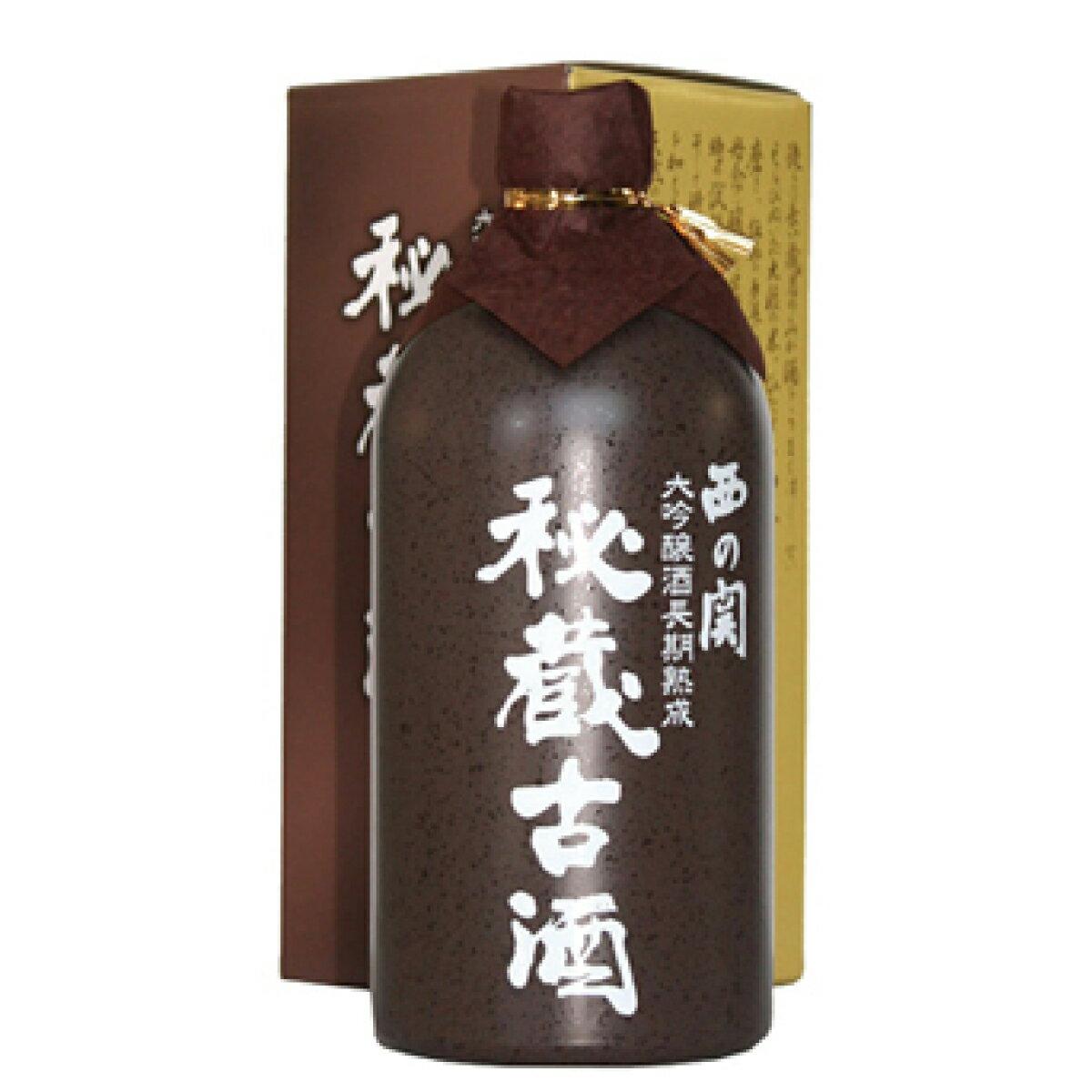 西の関 秘蔵古酒 720ml 大吟醸【RCP】