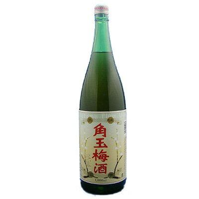 角玉梅酒 12°1800ml【RCP】