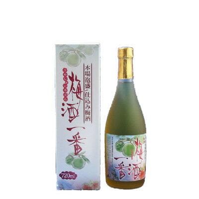 梅酒一番 12°720ml【RCP】