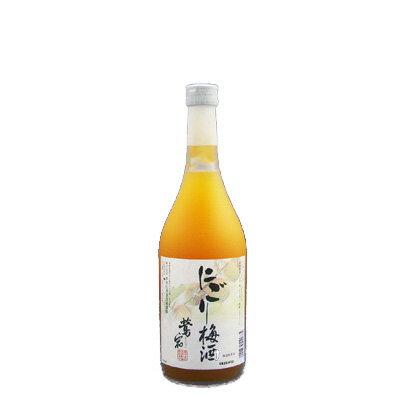 鶯宿 にごり梅酒 12°720ml【RCP】