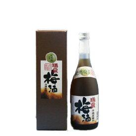 【瑞泉梅酒】沖縄黒糖使用 12°720ml【RCP】