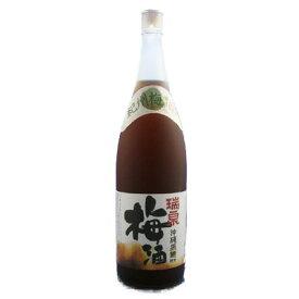瑞泉酒造 沖縄黒糖入梅酒 12°1800ml【瑞泉酒造】