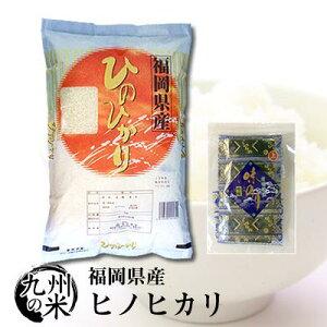 送料無料 令和2年産 福岡県産ヒノヒカリ5kg+上味付のり30束セット