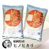 (30年産新米)福岡県産ヒノヒカリ5kg×2袋【10kg】(ひのひかり)(米)(お米)(送料無料)