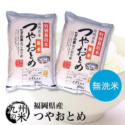 (送料無料)【無洗米】(30年産新米)(減農薬) つやおとめ 5kg×2袋 【10kg】(ショップ・オブ・ザ・イヤー2018ジャンル賞受賞)