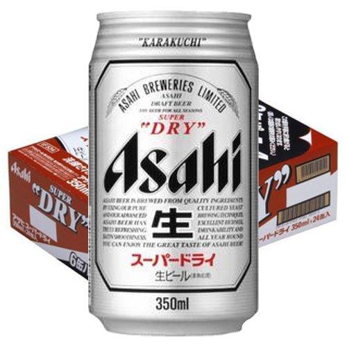 アサヒ スーパードライ350ml缶1ケース(24本入)【楽ギフ_のし】【楽ギフ_のし宛書】