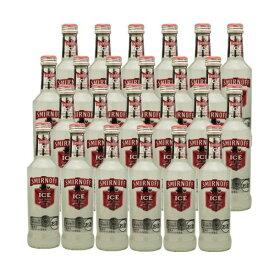 スミノフアイス275ml瓶1ケース(24本入)