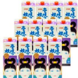 本格麦焼酎 壱岐っ娘25度1800mlパック2ケース(12本)★モンドセレクション受賞