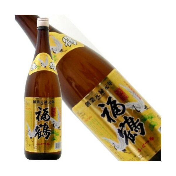 金撰 福鶴1800ml瓶[長崎県:福田酒造]