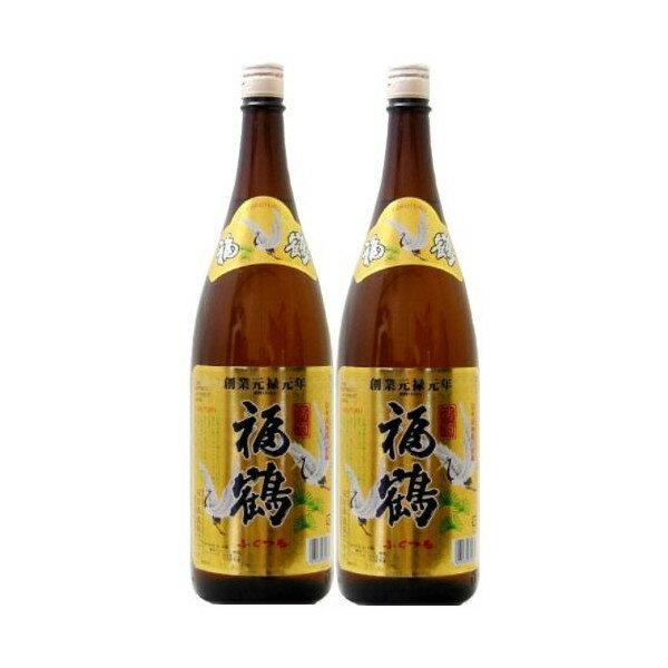 金撰 福鶴1800ml瓶2本入[長崎県:福田酒造]
