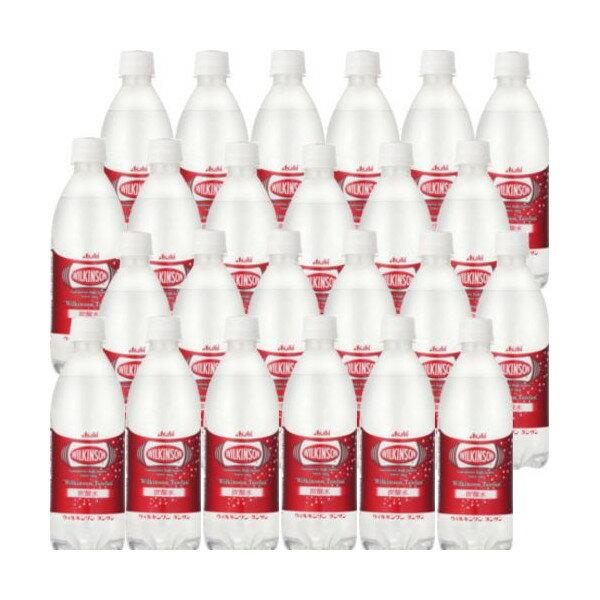 アサヒ ウィルキンソン ソーダ500mlペットボトル1ケース(24本入)