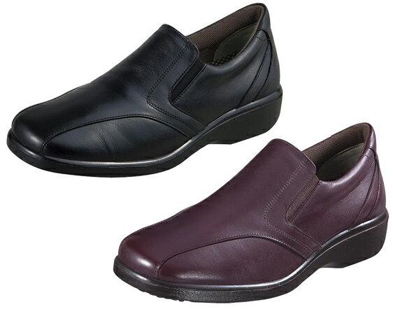 婦人靴 ワールドマーチWL2525BW b 48525251 w 4 world march 婦人 ムーンスター(ウォーキングシューズ)WL2525BW