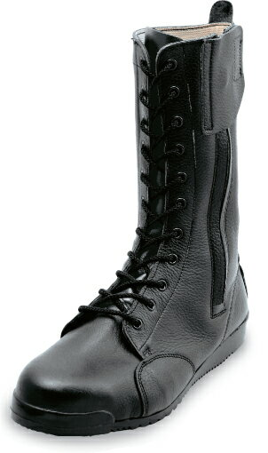 高所作業用安全靴 ロング鳶 長編上靴LT700ファスナー付き made in Japan限定受注生産品