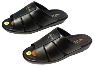 Gentleman sandals M three NO 607 gentleman Hepp