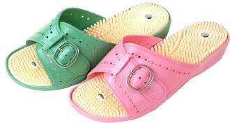 Otafuku 磁性妇女健康凉鞋打破磁铁制造日本