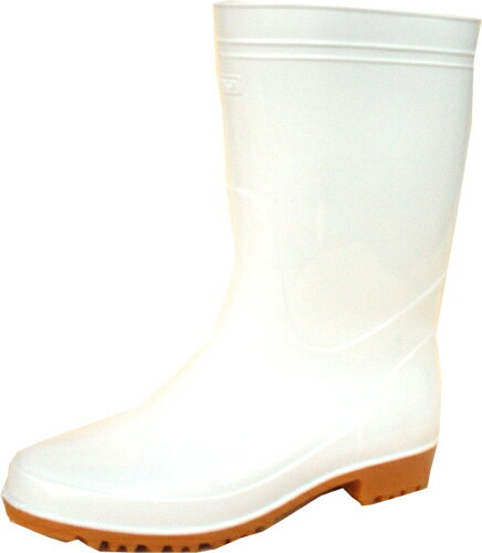 ゾナG3耐油長靴 白 22.5cm-30cm 弘進ゴム製