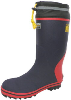 Safe boots with the Koshin Gomu security boots safety boots SB -3120 navy KOHSHIN 24-30cm (with a men's steel reinforcing material in the toecap) cover