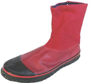 (日進ゴム)はたけ足袋#708 エンジ21.5-25cm農作業園芸用先丸マジック地下足袋 スニーカー
