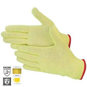 アトム ケブラーHG-07 Mサイズ 10ゲージ(薄手) アラミド繊維ケブラー? 10双組  日本製