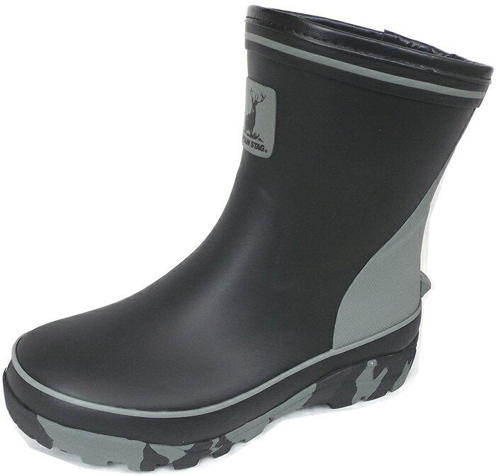 福山ゴム長靴 キャプテンスタッグ CS-4(完全防水)湿気追放サラサラインソール