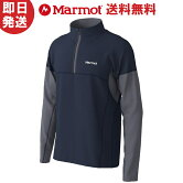 【ネコポス送料無料】MarmotマーモットジップシャツClimbRSpeedAirL/SZipクライムスピードエアーロングスリーブジップ登山トレッキングTOMPJB63