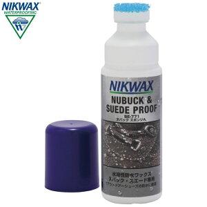 NIKWAX ニクワックス ヌバック スポンジA.撥水剤(ヌバック・スエード専用) EBE771【返品交換不可】【沖縄配送不可】