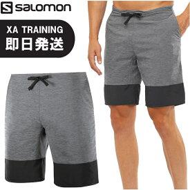 【ネコポス送料無料】SALOMON サロモン ランニング ショートパンツ ショーツ XA TRAINING XA トレーニング トレイルランニング トレラン メンズ LC1475900