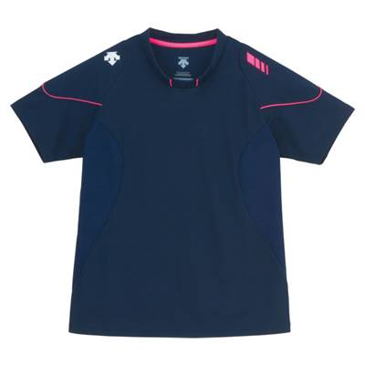 DESCENTE/デサント レディス半袖セカンダリーシャツ DSS5340W