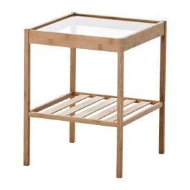 IKEA イケア NESNA ベッドサイドテーブル ネスナ 36x35cm