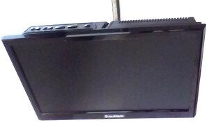 テレビ正面