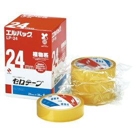 ニチバン【ニチバン】セロテープ エルパック (6巻) LP-24★【LP24】【AC-00004543】
