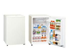 パナソニック【Panasonic】75Lパーソナルノンフロン直冷式冷蔵庫 NR-A80W-W★コンパクト1ドア【NRA80W】