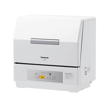 パナソニック【Panasonic】食器洗い乾燥機 プチ食洗 NP-TCR4-W(ホワイト)★【NPTCR4W】