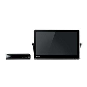 パナソニック【Panasonic】15V型HDDレコーダー付ポータブルテレビ UN-15T7-K(ブラック)★【UN15T7】