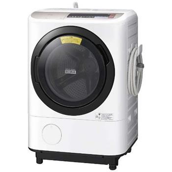 日立【代引き・日時指定不可】洗濯12kg 右開き ドラム式洗濯乾燥機 BD-NX120BR-N★【BDNX120BRN】