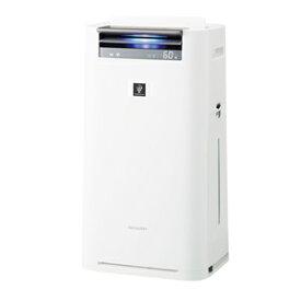 シャープ【SHARP】加湿空気清浄機 空気清浄〜23畳・加湿〜15畳 KI-HS50-W(ホワイト系)★【KIHS50】