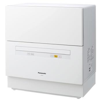 パナソニック【Panasonic】5人用 食器洗い乾燥機 レギュラーサイズ NP-TA1-W(ホワイト)★【NPTA1W】