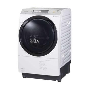 パナソニック【代引・日時指定不可】左開き ななめドラム洗濯乾燥機 NA-VX7900L-W★【NAVX7900LW】
