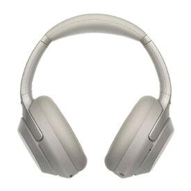 ソニー【ヘッドホン】ワイヤレスノイズキャンセリングステレオヘッドセット WH-1000XM3-S★【WH1000XM3S】