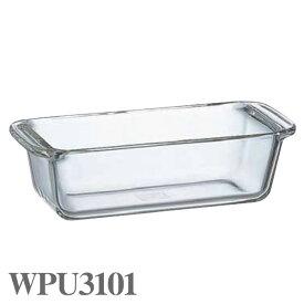 iwaki ベーシック パウンド型 WPU3101[製菓用品/製菓道具/耐熱/耐熱皿/ケーキ/オーブン/焼き菓子/ケーキ作り]【en】【TC】