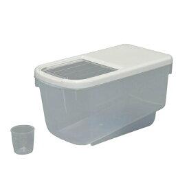 【お米10k入ります!!】 米びつ PRS-10 ホワイト(お米・収納容器・保存容器・害虫・台所) アイリスオーヤマ